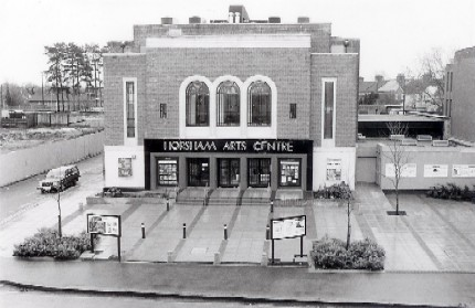 Horsham Arts Centre C. 1984