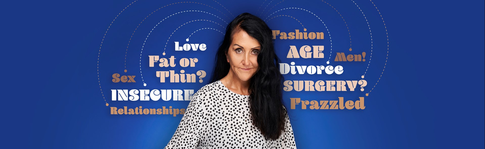 Liz Jones:  '8½ Stone... & Still Full of Issues'