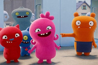Family Film Fun: UglyDolls (U)