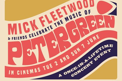 Mick Fleetwood & Friends (Cert TBC)