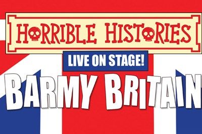 Event: Horrible Histories - Barmy Britain